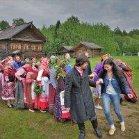 Игры на лугу :: Валерий Талашов