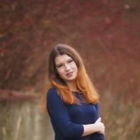 Осенняя фотосессия(1) :: Надежда Журавкова