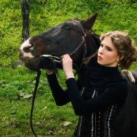 Графиня. :: oksana sivtunova