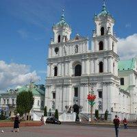 Собор Святого Франциска Ксаверия в Гродно :: ofinogen