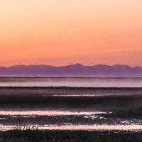восход солнца на мысе Зундук :: Георгий