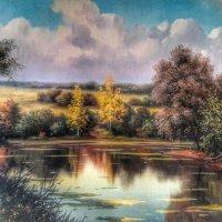 Пейзаж в лесу :: Ирина Крохмаль