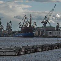 труженики порта :: Наталия П