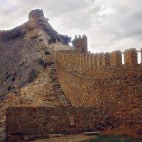 Генуэзская крепость (Судак) :: Юлия Новикова