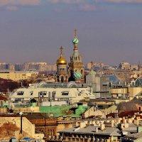 Крыши... :: Евгений Яхим