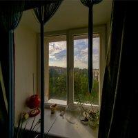 Окно спальни :: isanit Sergey Breus
