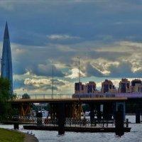 У 2-го Елагина моста... :: Sergey Gordoff