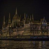 ночной Будапешт :: Наталья