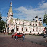 Свято-Покровский кафедральный собор в г.Гродно :: ofinogen