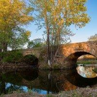 Старинный мост через р.Синара :: Александр К.