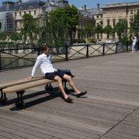 Парижанин :: Алёна Савина