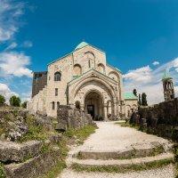 Храм Баграти. Грузия. Кутаиси :: Дмитрий Пархоменко