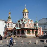 Собор Казанской Иконы Божией Матери на Красной площади :: Татьяна Георгиевна
