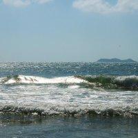 Краски моря. :: sav-al-v Савченко