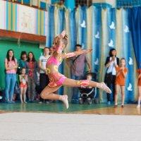 Спортивная гимнастика от самых маленьких :: Артем