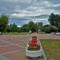 Однажды в Парке Победы... :: Sergey Gordoff