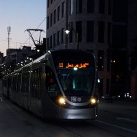 DSC_2623  Иерусалим:  Первый Трамвайчик :: Aleks Minin