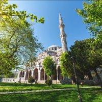 Мечеть Шехзаде :: Ирина Лепнёва