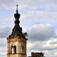 Храм во имя преподобного Алексия :: Оксана Полякова