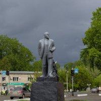 Памятник В.И. Ленину в г. Кунгур, Пермский край :: Владимир Субботин