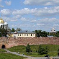 Великий Новгород. Кремль. :: Nikolay Monahov