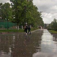 Летний рок-н-рольный дождь :: delete