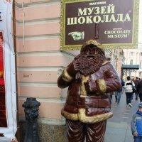 Пешком по Невскому. :: sav-al-v Савченко