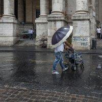 В Неаполе дождь :: alteragen Абанин Г.