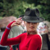 В шляпе :: Андрей Бондаренко