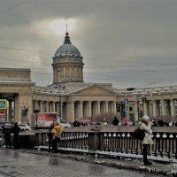 В Санкт-Петербурге пасмурно. :: Венера Чуйкова