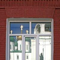 Коломенское окно :: ИРЭН@ Комарова