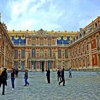 Версаль,первые впечатления :: Александр Корчемный