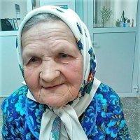 Баба Алена. :: венера чуйкова
