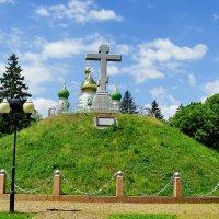 Могила Русских на поле Полтавской битвы. :: vodonos241