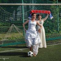 в Питере футбол играют! :: юрий карпов