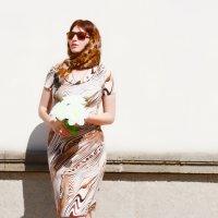 Мари и улица.. :: Роза Бара