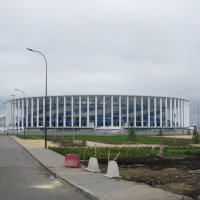Нижний Новгород. Новый стадион :: Марина Таврова