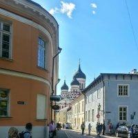 Таллин. Старый город. Эстония. :: Олег Кузовлев