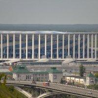 """Стадион ,,Нижегородский"""" :: Алексей Медведев"""