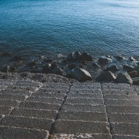Ступеньки к морю :: Энвер Крымский