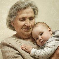 бабушкина радость :: Svetlana Galvez
