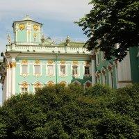 Вдоль эрмитажа. :: sav-al-v Савченко