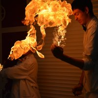 Укротители огня :: Наталия П