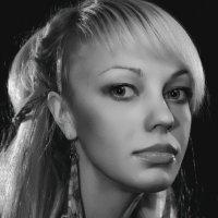 Гламурный Портрет. Фототеатр. :: krivitskiy Кривицкий