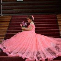 розовая невеста :: tatiana rastorgyeva