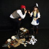 Пираты. :: Jakob Gardok
