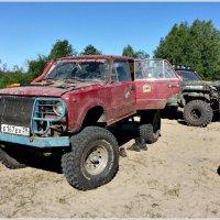 Танки грязи не боятся.:) :: Валерия Комова