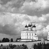 Тучи над городом... :: Fededuard Винтанюк
