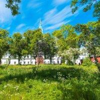 Валаам.Спасо-Преображенский монастырь. :: Виктор Евстратов
