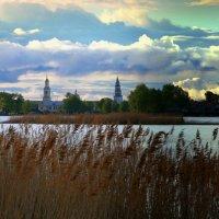 Вечер у озера :: Нэля Лысенко